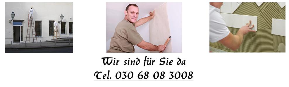 Maler Berlin Lichtenberg